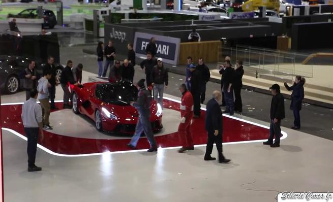 Desmontando Ginebra 2013: Ferrari LaFerrari