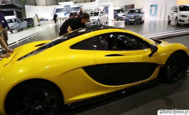 Desmontando Ginebra 2013: McLaren P1
