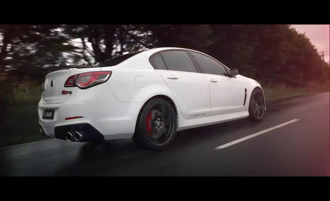 Comercial de Holden Special Vehicles 2013