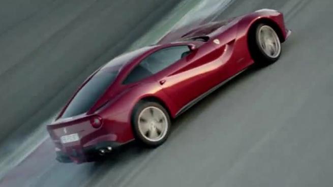 Ferrari F12berlinetta, vídeo oficial