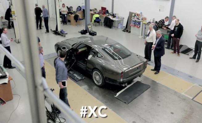 XCAR desvela el nuevo David Brown Speedback
