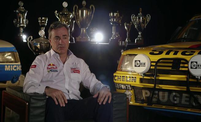 Peugeot regresa al Dakar con el 2008 DKR