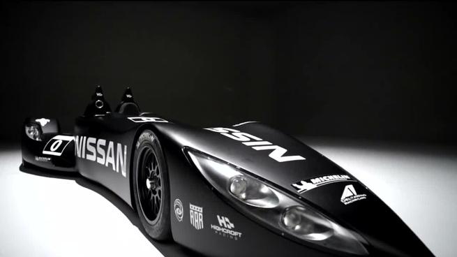 Nissan DeltaWing para Le Mans