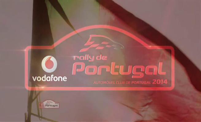 Premier Rally de Portugal del WRC 2014