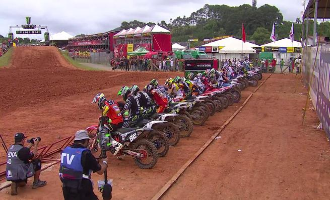 Highlights del GP de Brasil de MXGP