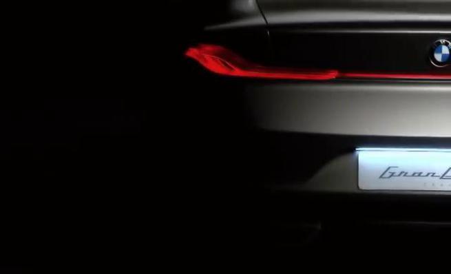 BMW Pininfarina Gran Lusso Coupé Concept