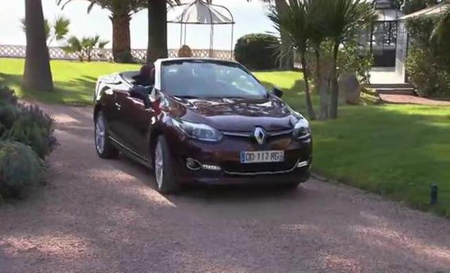Renault Mégane Coupé Cabriolet 2014 versión Dynamique