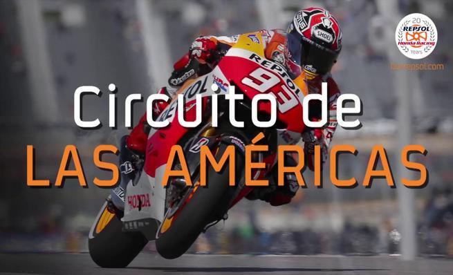 Previo GP de las Américas 2014 MotoGP - Marc Márquez