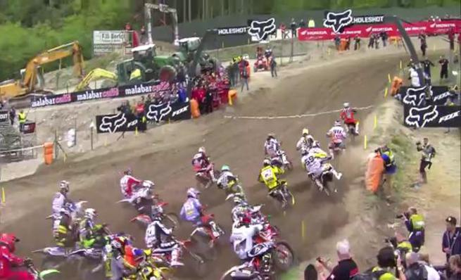 Highlights del MXGP 2014 de Trentino