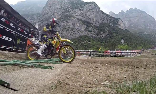 Mejores momentos del GP de Trentino de MX2