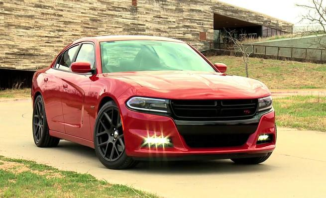 Nuevo Dodge Charger 2015