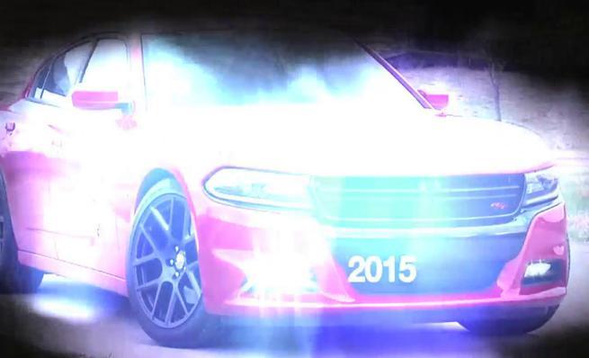 Presentación del nuevo Charger 2015 de Dodge