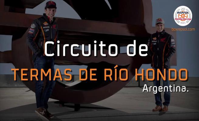 Previo GP de Argentina 2014 MotoGP - Dani Pedrosa