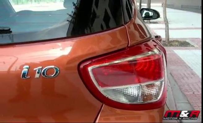 Análisis del Hyundai i10 Tecno 1.0 66 CV