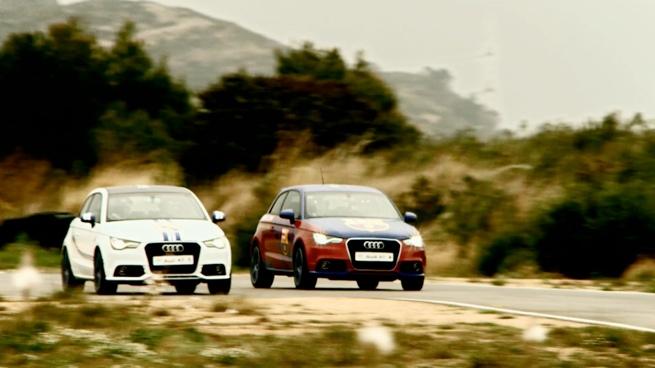 El Barcelona - Real Madrid de Audi
