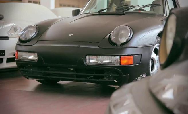 Porsche Type 965 V8 protoype