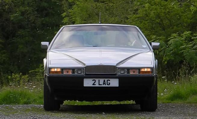 Aston Martin Lagonda de 1976