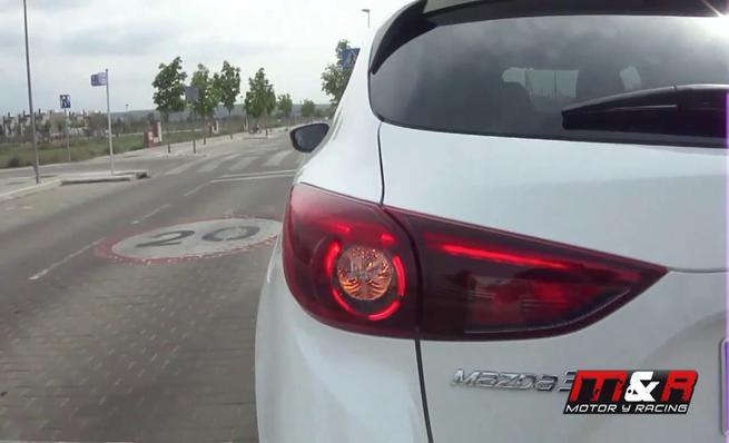 Prueba: Repasamos el nuevo Mazda 3