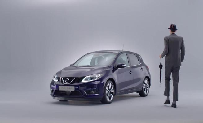 Nuevo Nissan Pulsar - Espacio interior
