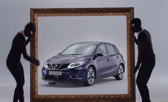 Nuevo Nissan Pulsar - Diseño Exterior