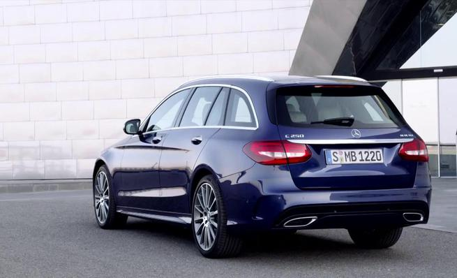 Nuevo Mercedes-Benz Clase C Estate