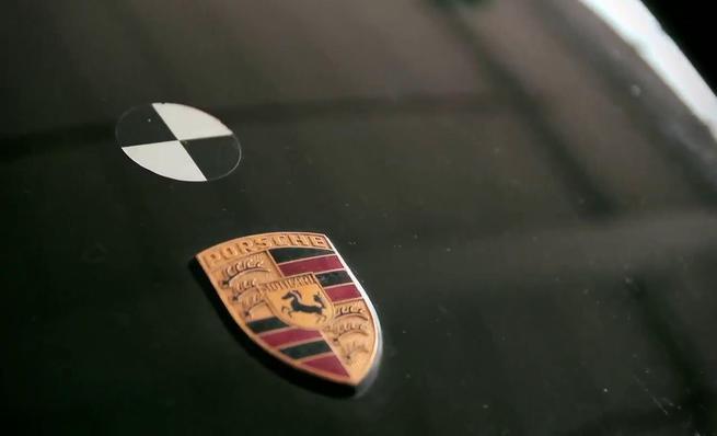 Porsche 911 de motor central