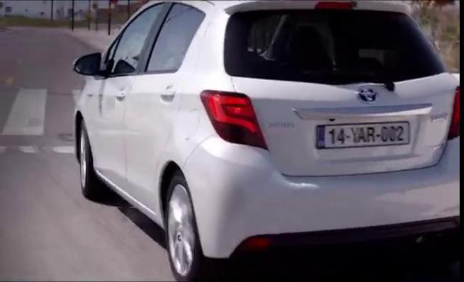 Nuevo Toyota Yaris 2014