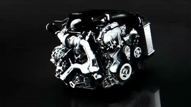 El motor del Nissan DeltaWing