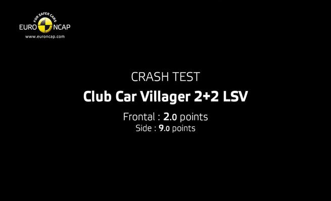 Crash Test: Club Car Village