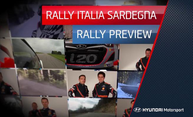 Previo Hyundai Motorsport del Rally de Italia 2014