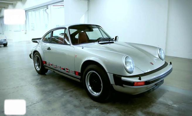 Primer Porsche 911 Turbo