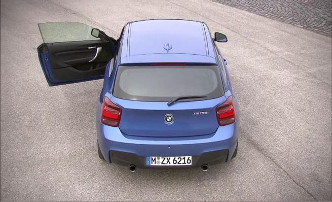 BMW Serie 1 hatchback 3 puertas
