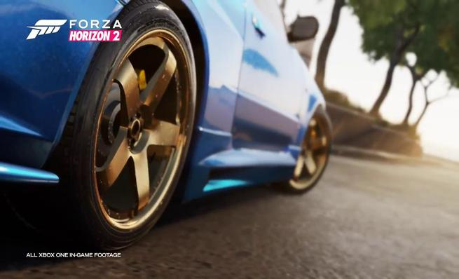 Trailer Forza Horizon 2