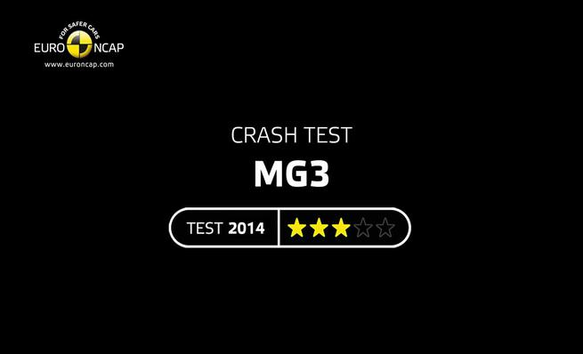Crash Test: MG3 2014