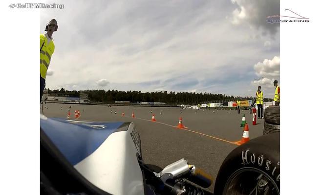 Presentación equipo UPM Racing de la Formula Student