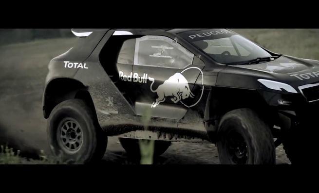 Video presentación del Peugeot 2008 DKR