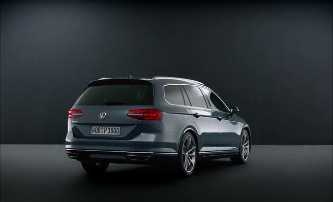Volkswagen Passat 2015: Exterior Berlina y Variant