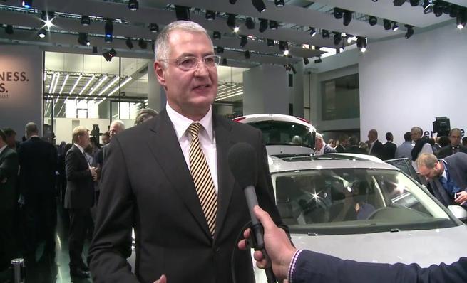 Premiere mundial del Volkswagen Passat 2015