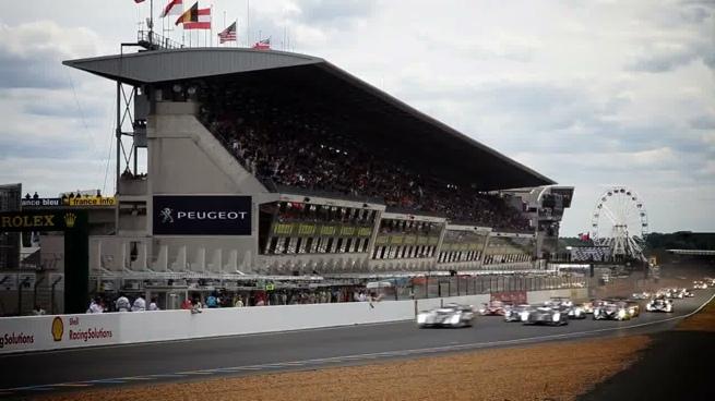 Audi y Marc Gené nos presentan las 24 horas de Le Mans 2012