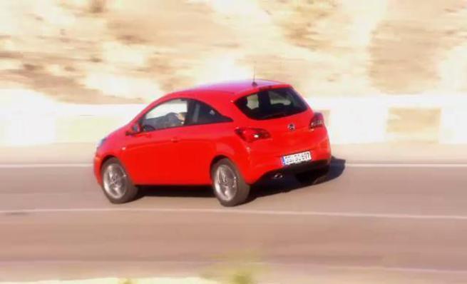 Opel Corsa 2015 - Estilo de vida