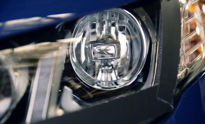 Camuflaje del Ford Falcom XR8