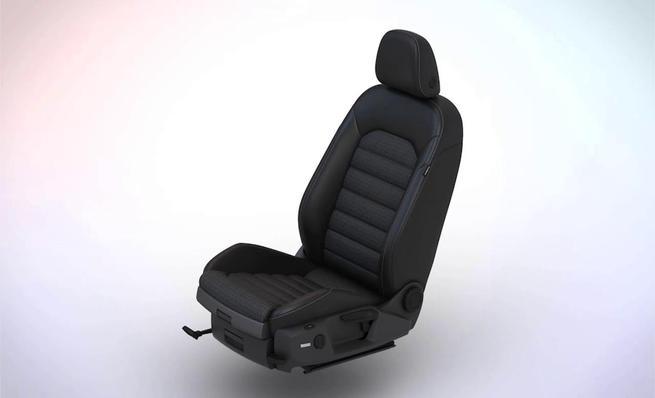 Tecnología Volkswagen - Asiento ErgoActive