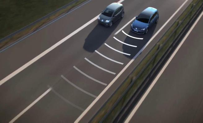 Tecnología Volkswagen - ACC