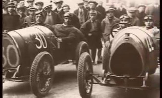 Biografía de Ettore Bugatti