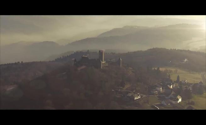 Range Rover Sport SVR en Nürburgring
