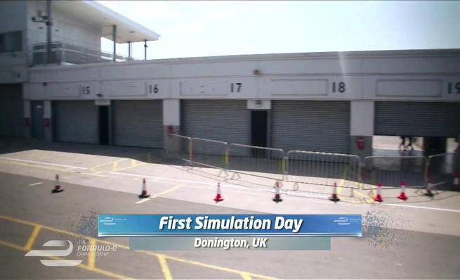 La Formula E tiene su primer día de 'competición'