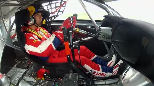 Sébastien Loeb prueba el Citroën DS3 XL antes de los 'X Games'