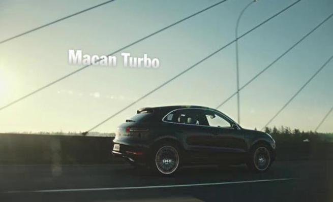Porsche Macan Turbo: Vídeo de presentación (II)