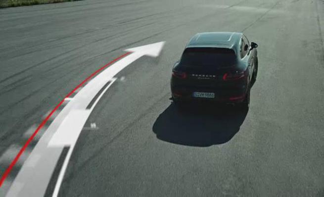 Porsche Macan Turbo: Técnica
