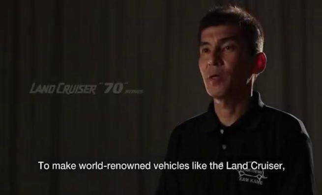 Toyota Land Cruiser 70, fiabilidad legendaria